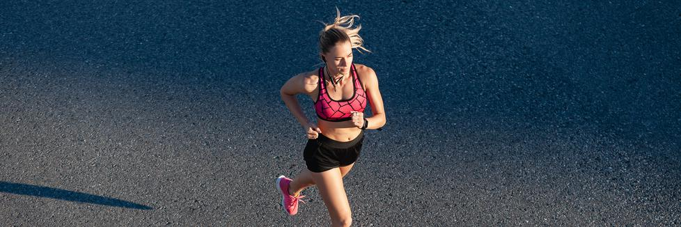 Recommencer le jogging, un pas à la fois