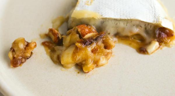 Brie de style «sandwich»