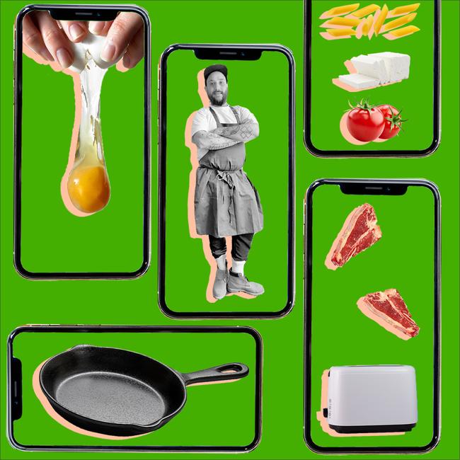 Ce qu'un chef pense des recettes virales sur TikTok
