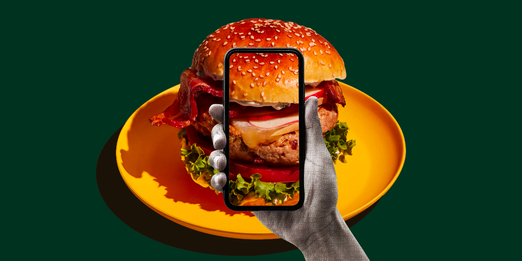 Comment finir par accepter les gens qui prennent des photos de leur repas?