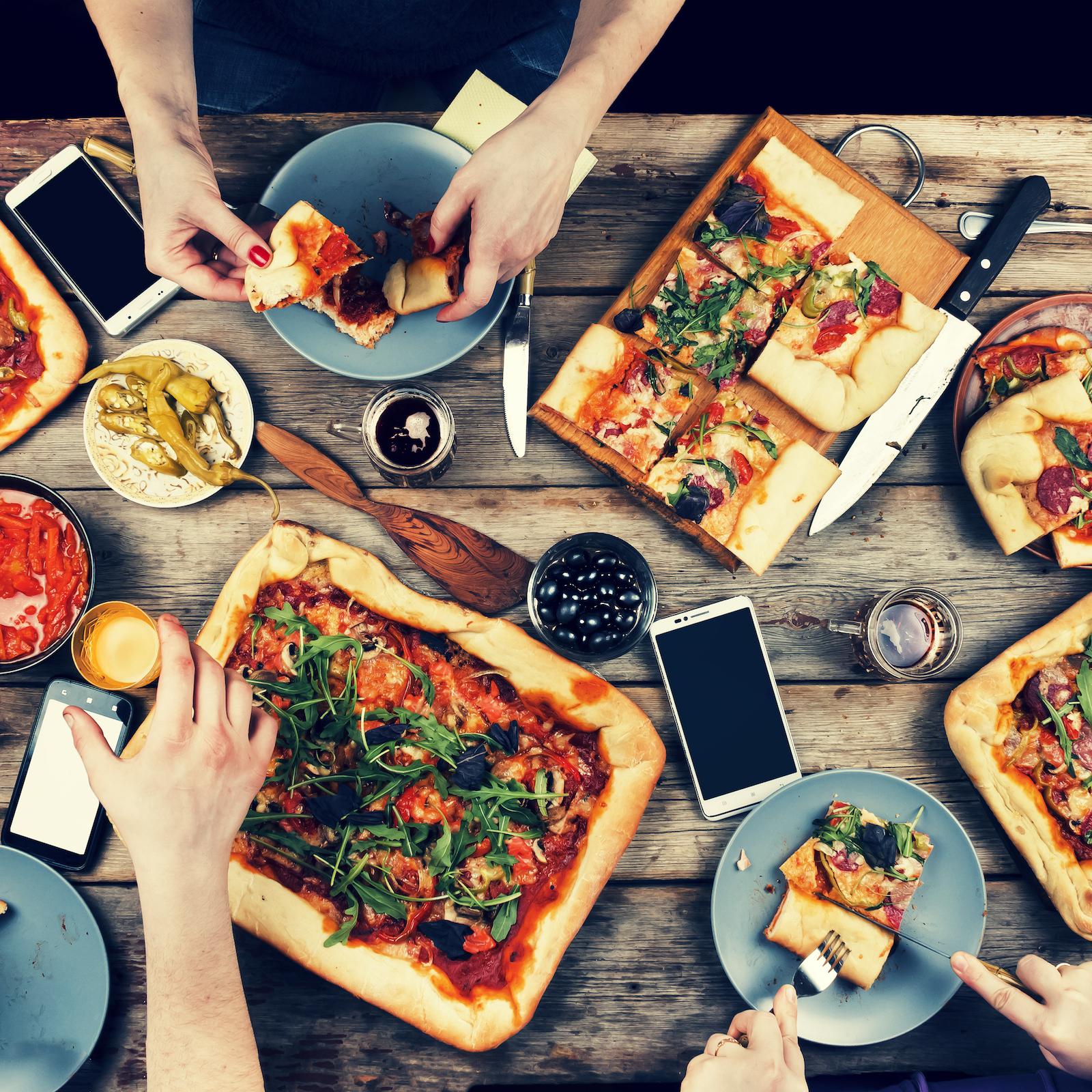 Qu'est-ce qu'on mange quand : on veut chasser sa peine d'amour