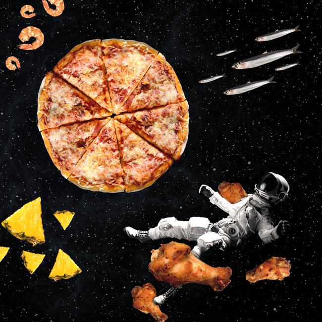 Pour ou contre les ingrédients incongrus sur la pizza?