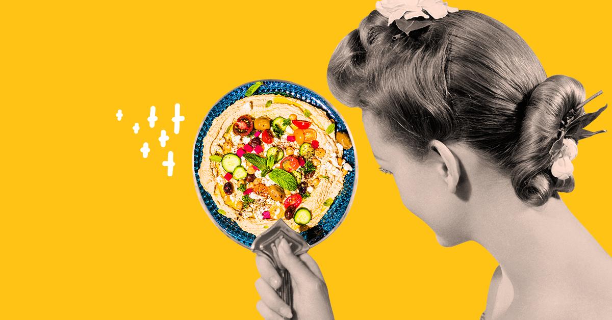 Hummus ton plat : quand la trempette vole la vedette du repas