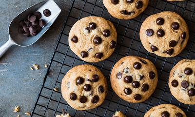 Biscuits aux pépites de chocolat