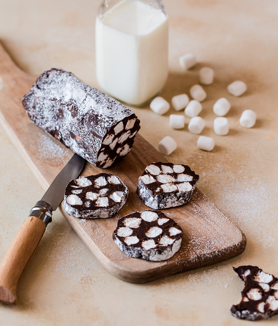 Biscuits pattes d'éléphant