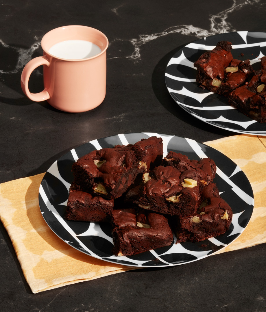 Brownies au fromage