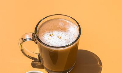 Chaï latté maison