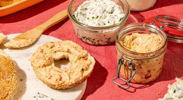 Fromage à la crème maison (3 façons)