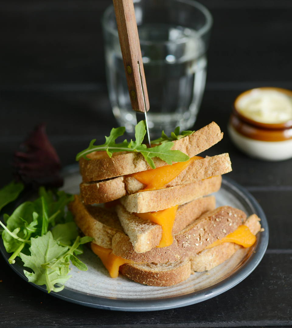 Grilled Cheese classique