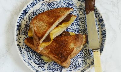 Grilled Cheese - Dessert