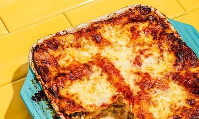 Lasagne végé
