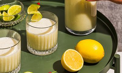 Limonade brésilienne