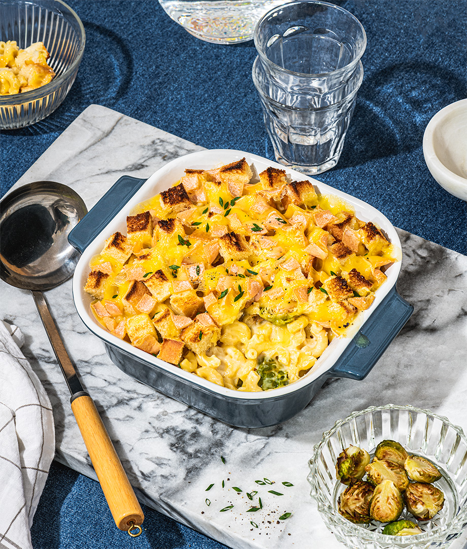 Mac and cheese classique