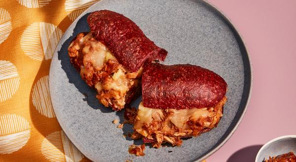Porc effiloché au fromage