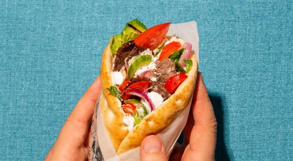 Sandwich gyros express