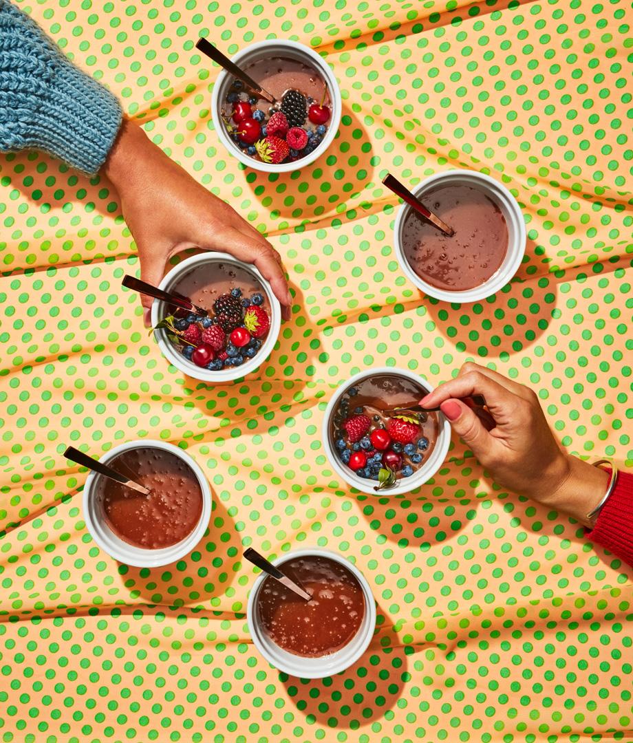 Sauce au caramel à la crème et aux agrumes
