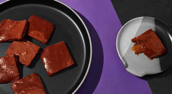 Sucre à la crème au chocolat