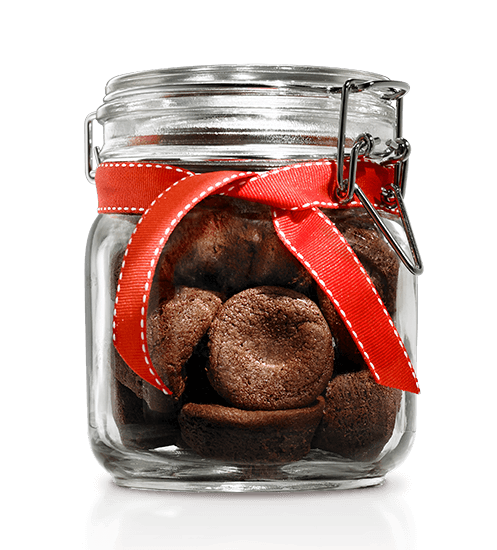 Mini-brownies