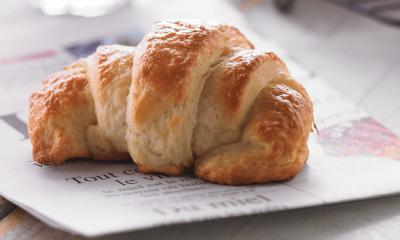 Croissants au beurre et variantes alléchantes
