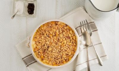 Macaroni crémeux au fromage