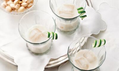 Rhum vanille à la crème