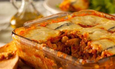 Étagé de quinoa, pois chiches et Le Douanier