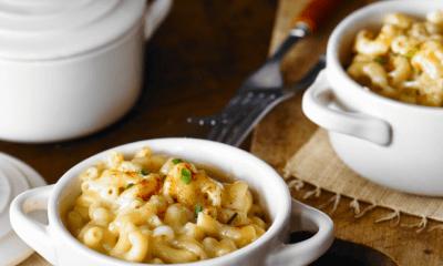 Mac and Cheese - La Meule des Champs à la mijoteuse