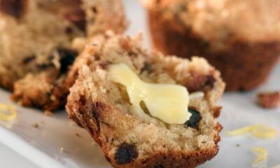 Muffins aux pommes et au fromage Le Gré des Champs