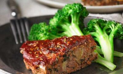 Pain de viande au fromage Le Canotier de L'Isle