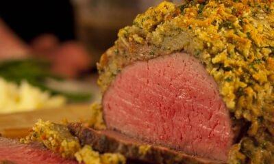 Rôti de bœuf au Calumet