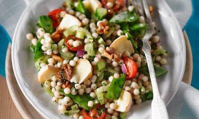 Salade de couscous israélien au Champlain