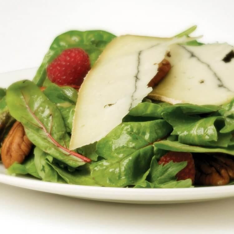 Salade mesclun au Douanier
