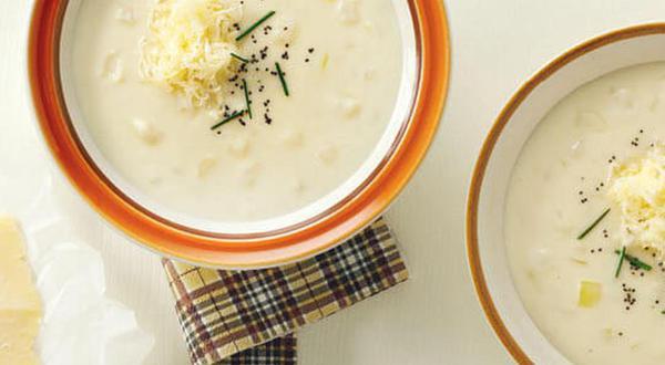 Soupe écossaise au cheddar (Scottish Cheese Soup)