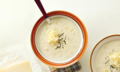 Scottish Cheese Soup – Soupe écossaise au Cheddar d'ici