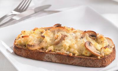 Toast brouillé