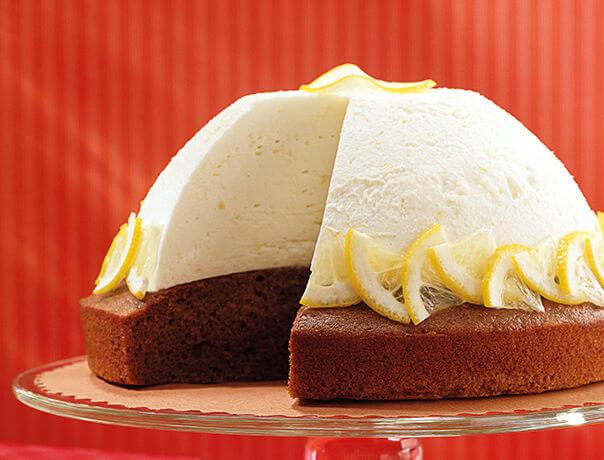 Gâteau à la mousse de ricotta