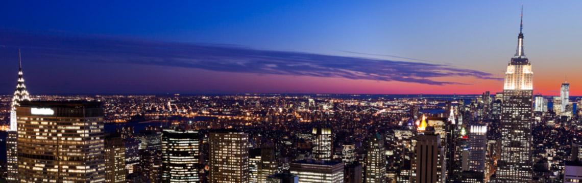 Alone in New York