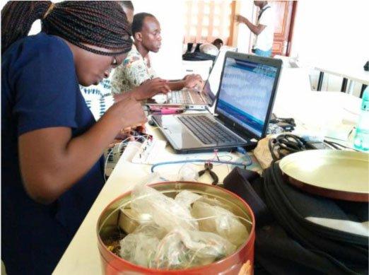 2015 Space Apps Cotonou