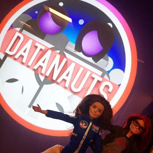 Datanaut Barbies!