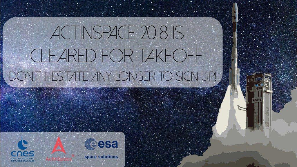 ActInSpace promo