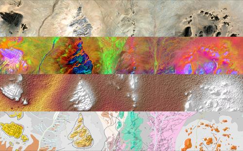 Copernicus Sentinel data visualization