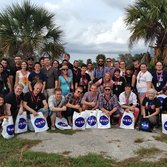 Space Apps Participants at Kennedy Space Center