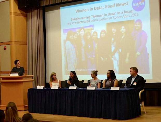 Panel for the Women and Tech Event