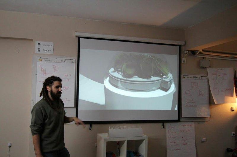 Popeye on Mars presentation