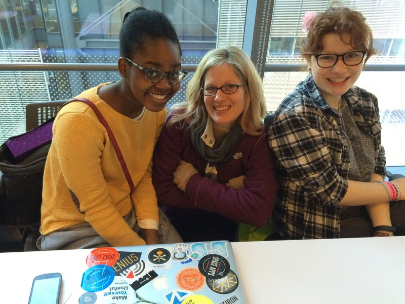 2015 Space Apps NYC [BootCampers]