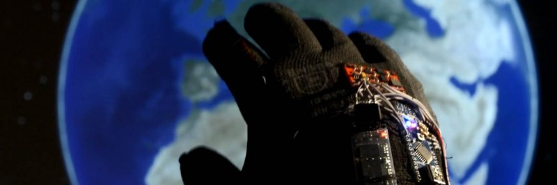 Space Apps 2015 People's Choice Semi-finalist Armstrong Glove
