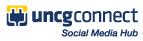 UNCG Connect Social Media Hub