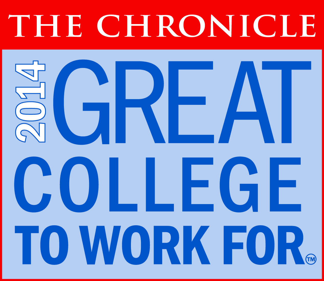 2009 Great Colleges to Work For