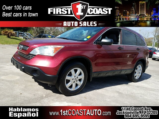 used 2009 Honda CR-V car