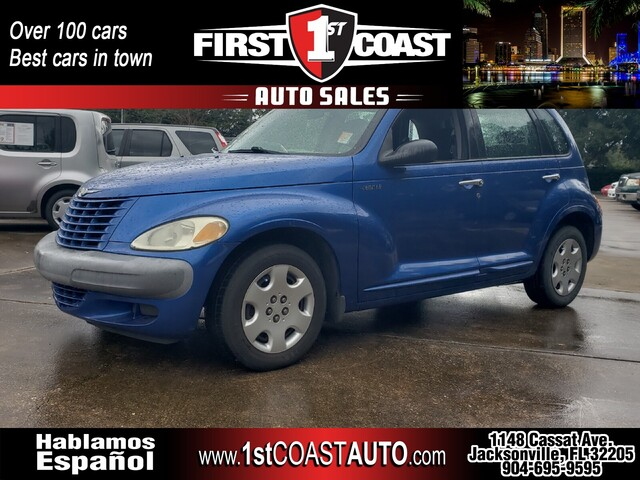 used 2003 Chrysler PT Cruiser car
